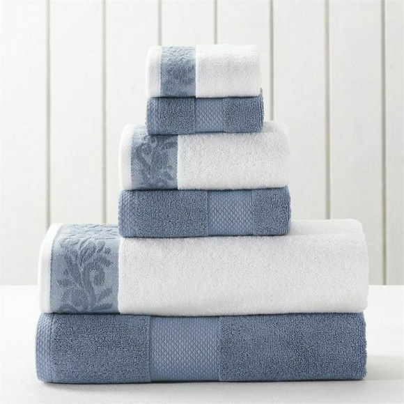 Nordstrom Other - Allure Lifestyle Nordstrom 6 Piece Towel Set NWT